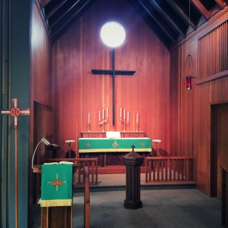 St. Mark's Chancel