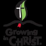 Growing in Christ logo