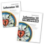 Lutheran 101 graphic