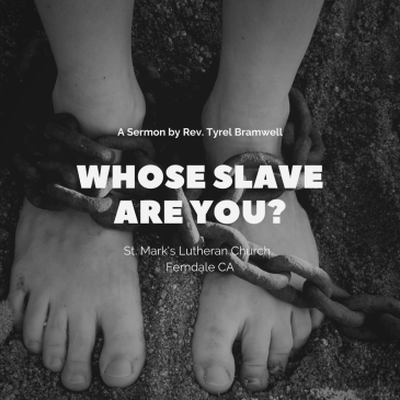 Whose Slave Are you